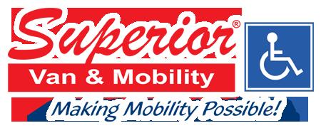 Superior Van & Mobility Logo